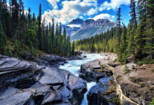 Aguas continentales » Qué son, características, cómo se forman, tipos