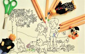 Dibujo » Qué es, características, origen, elementos, tipos, técnicas, ejemplos